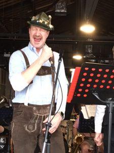 Our Singing Maestro